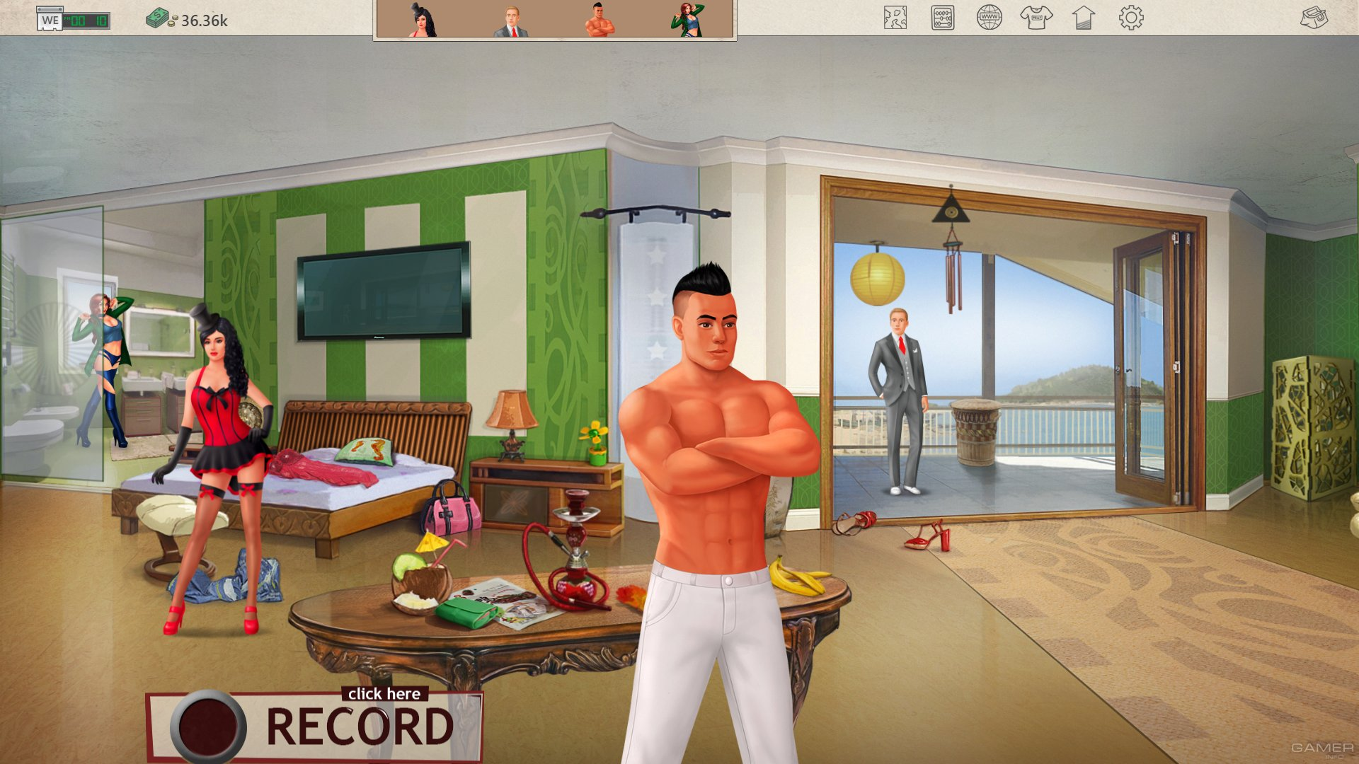 Adult Tycoon 3