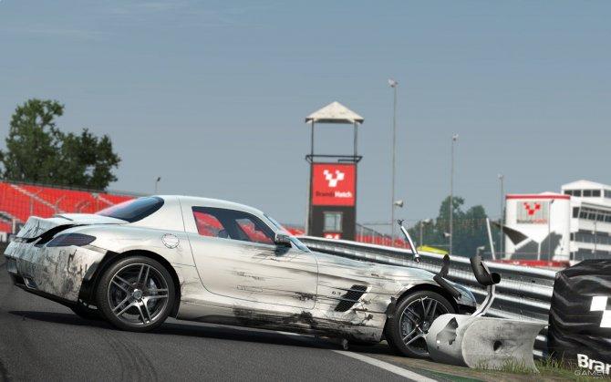 Скриншот игры Project CARS