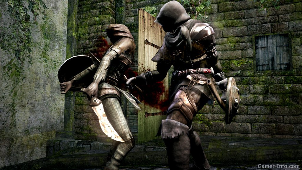 Dark Souls Remastered анонсирована, релиз— вконце мая