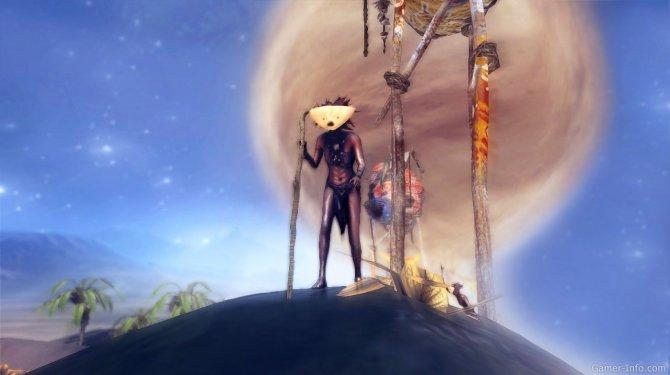 Скриншот игры From Dust