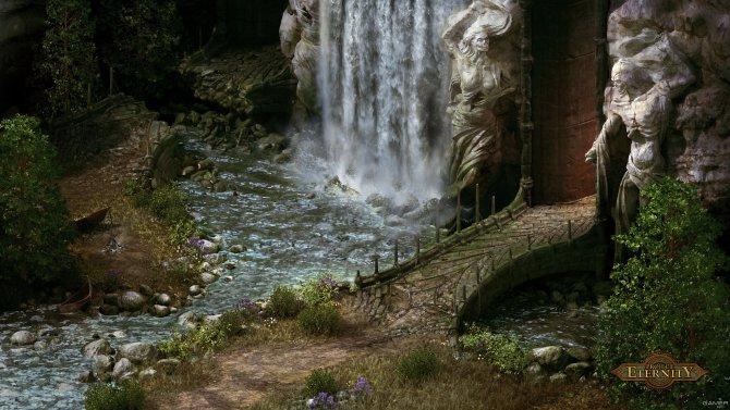 Скриншот игры Pillars of Eternity