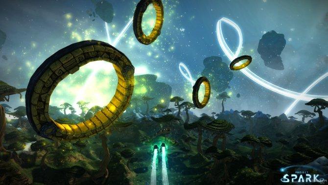 Скриншот игры Project Spark