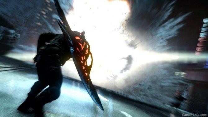Скриншот игры Prototype 2