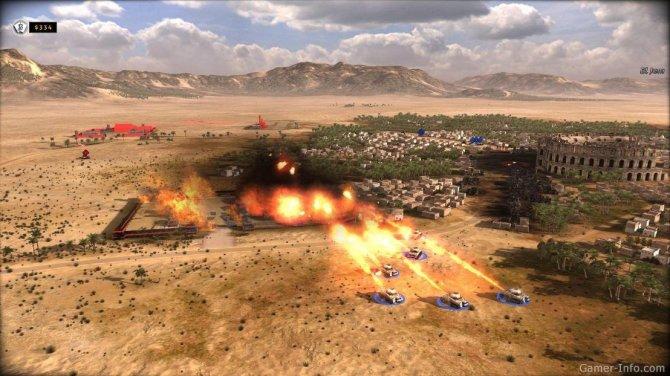 Скриншот игры R.U.S.E.