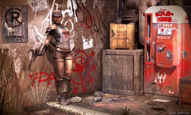 Скриншот игры RAGE