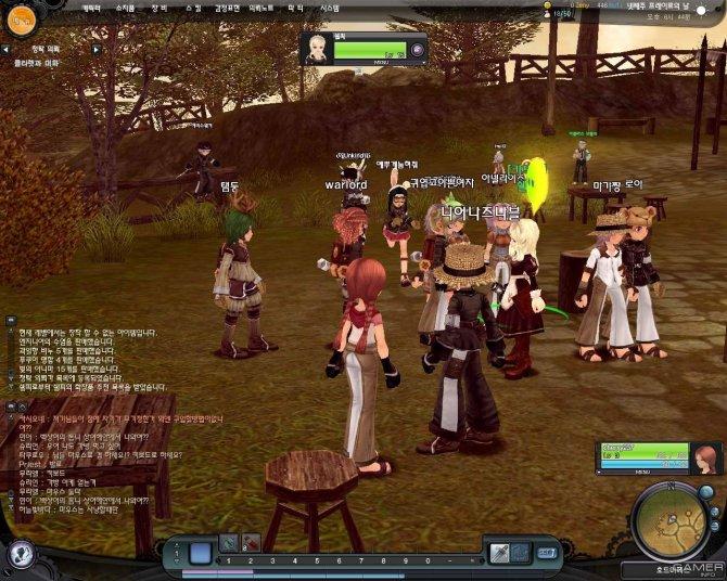 Скриншот игры Ragnarok Online 2: Legend of the Second