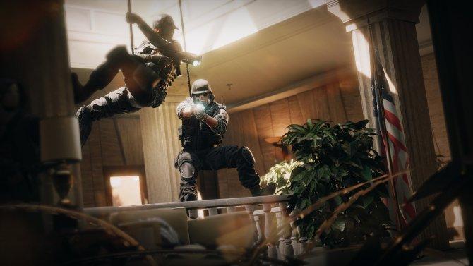 Скриншот игры Rainbow Six Siege