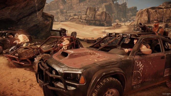 Скриншот игры Ravaged