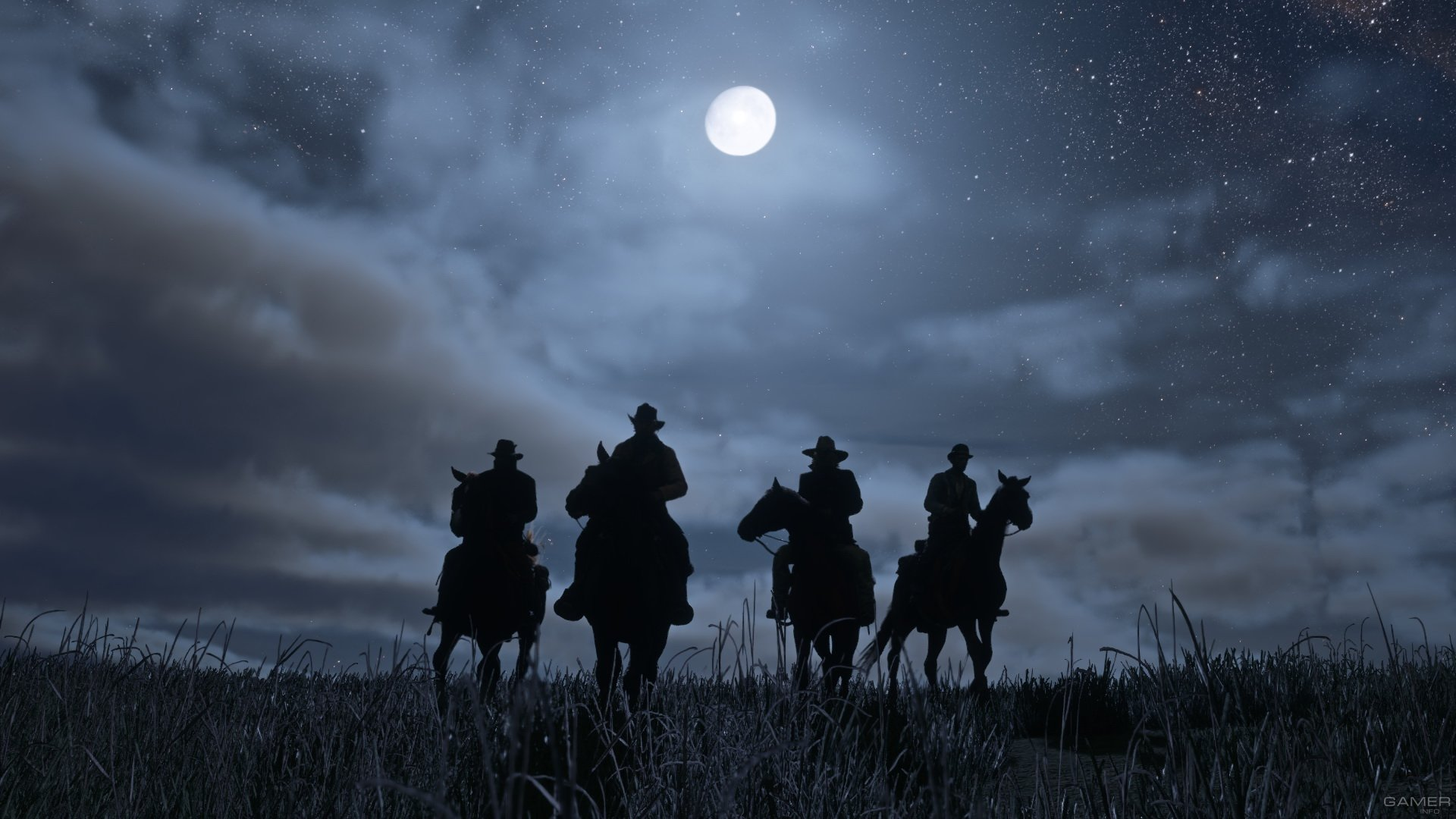 Скриншот игры Red Dead Redemption 2