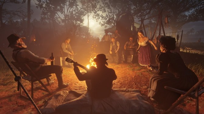Screenshot Red Dead Redemption 2