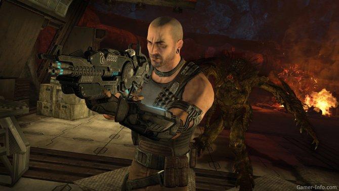 Скриншот игры Red Faction: Armageddon