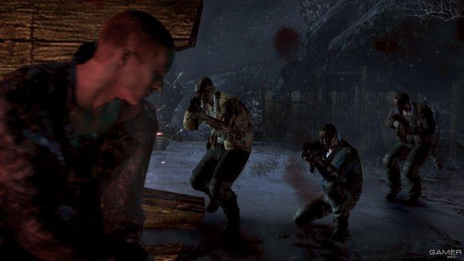 Скриншот игры Resident Evil 6