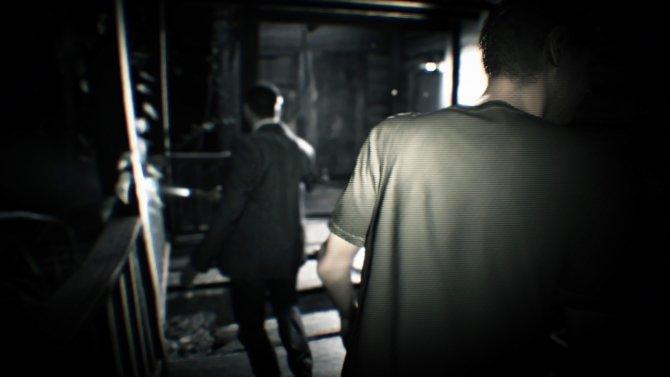 Скриншот игры Resident Evil 7 biohazard