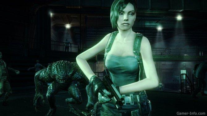 Скриншот игры Resident Evil: Operation Raccoon City