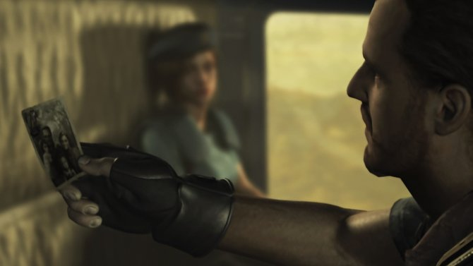 Скриншот игры Resident Evil HD Remaster