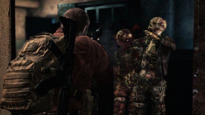 Скриншот игры Resident Evil: Revelations 2