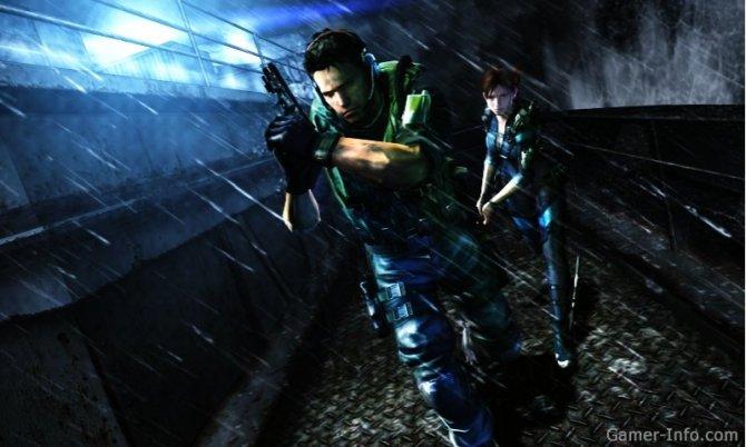 Скриншот игры Resident Evil: Revelations