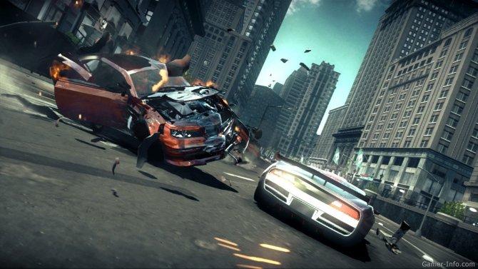 Скриншот игры Ridge Racer Unbounded