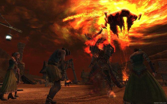 Скриншот игры Rift