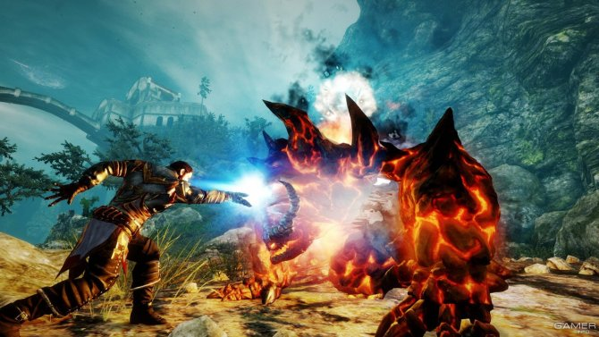Скриншот игры Risen 3: Titan Lords