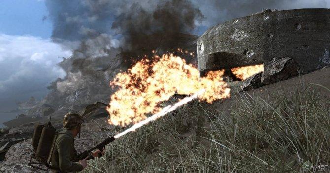 Скриншот игры Rising Storm