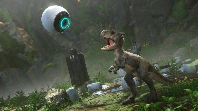 Скриншот игры Robinson: The Journey