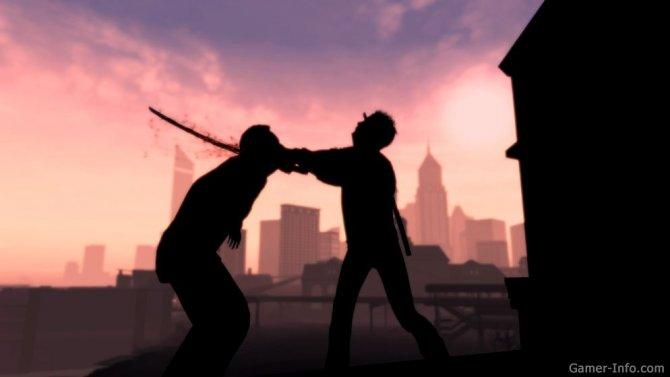 Скриншот игры Saints Row 2