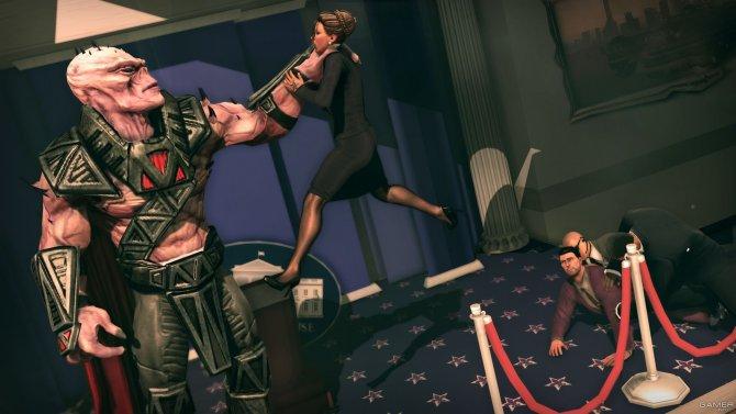 Скриншот игры Saints Row IV