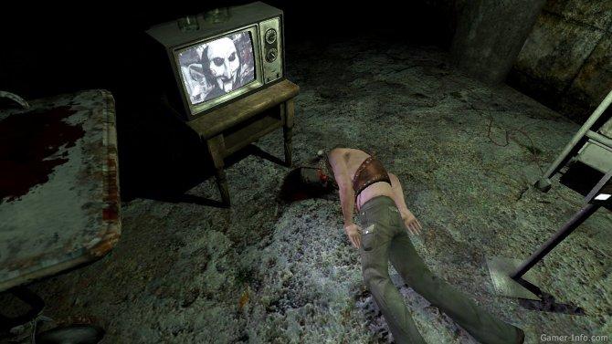 Скриншот игры Saw 2: Flesh & Blood