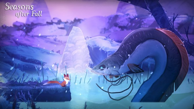 Скриншот игры Seasons after Fall