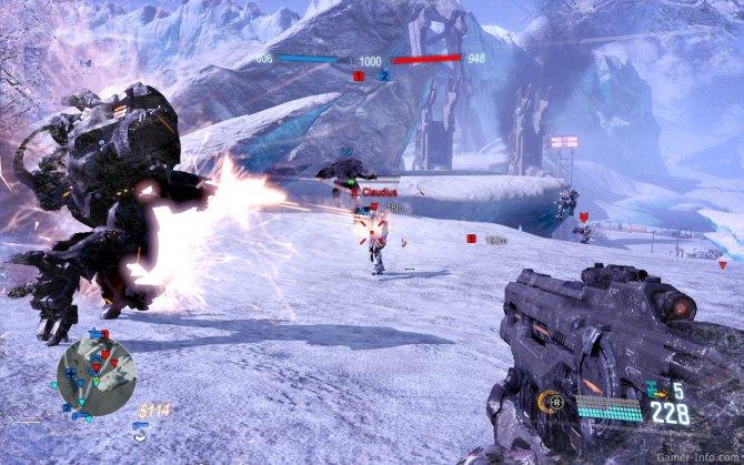 Скриншот игры Section 8: Prejudice
