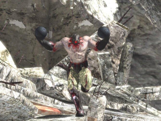 Скриншот игры Serious Sam 3: BFE