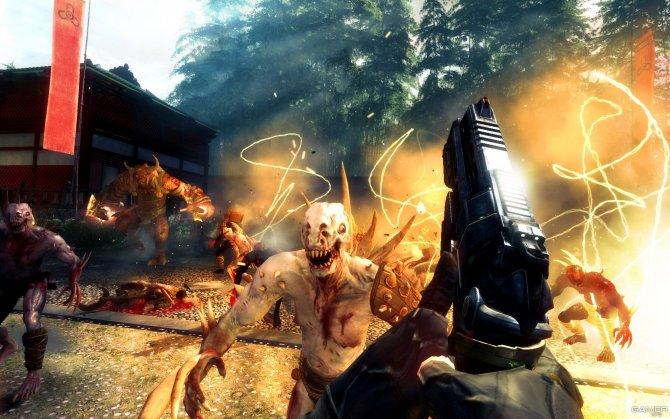 Скриншот игры Shadow Warrior