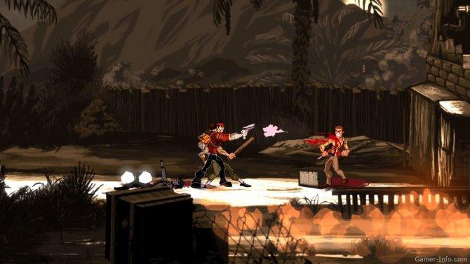 Скриншот игры Shank 2