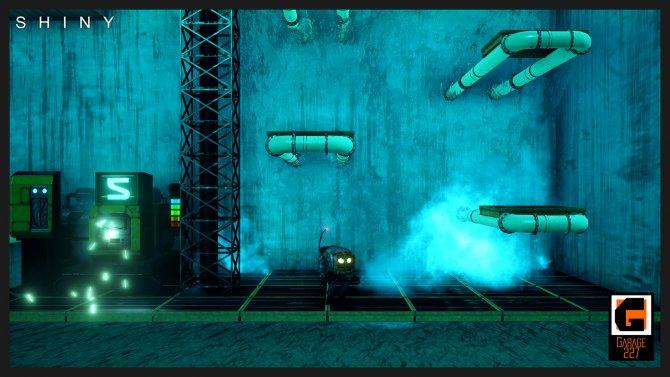 Скриншот игры Shiny