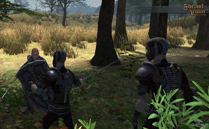 Скриншот игры Shroud of the Avatar: Forsaken Virtues