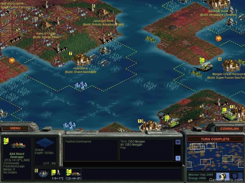 Underground gamer sid meiers alpha centauri alien crossfire strategysimulation1999 ruptgentking - Ondergrondse kamer ...