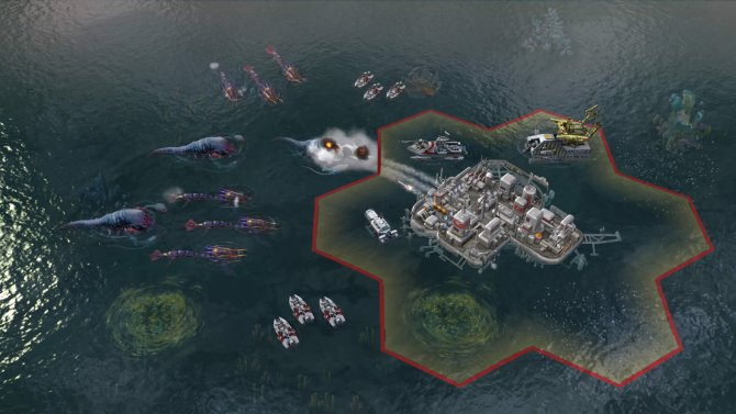 Скриншот игры Sid Meier's Civilization: Beyond Earth - Rising Tide