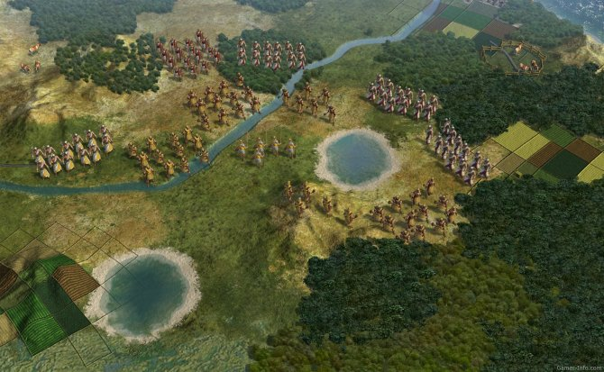 Скриншот игры Sid Meier's Civilization V