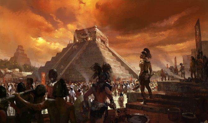 Скриншот игры Sid Meier's Civilization V