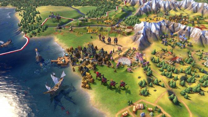 Скриншот игры Sid Meier's Civilization VI