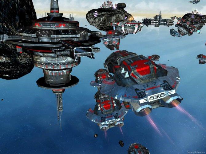 Скриншот игры Sins of a Solar Empire