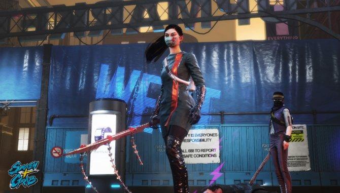 Скриншот игры Smash + Grab