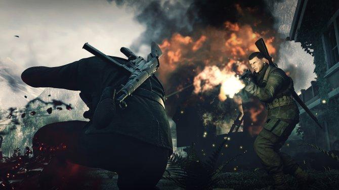 Скриншот игры Sniper Elite 4