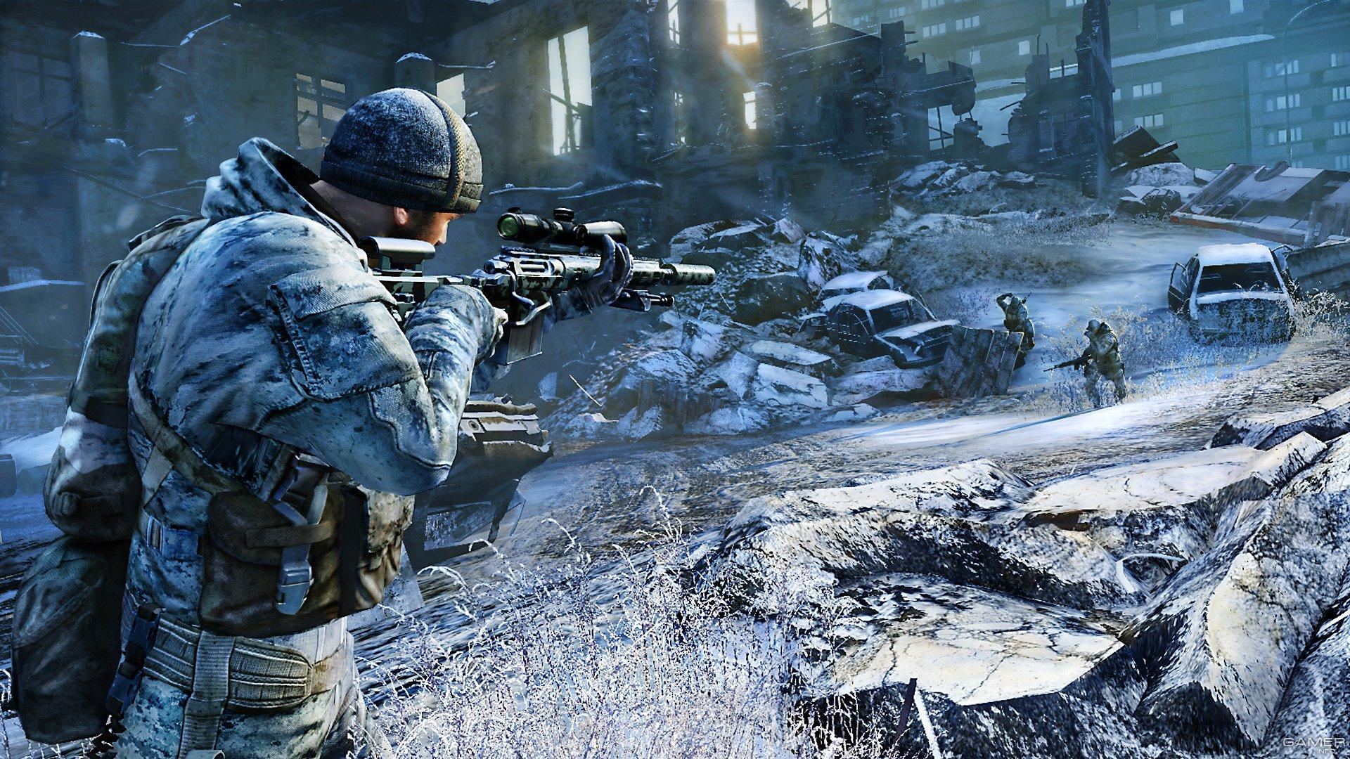 Sniper2 игра  № 2328228 без смс