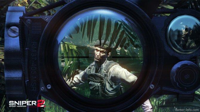 Скриншот игры Sniper: Ghost Warrior 2