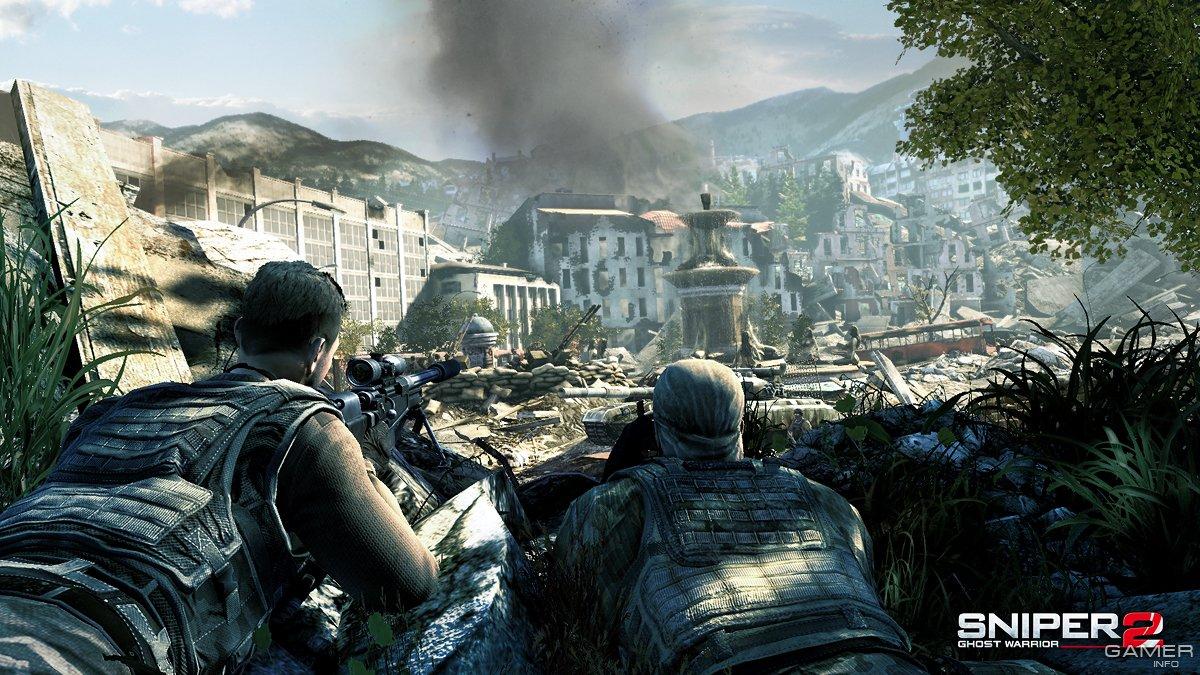 Игра snipers 2013