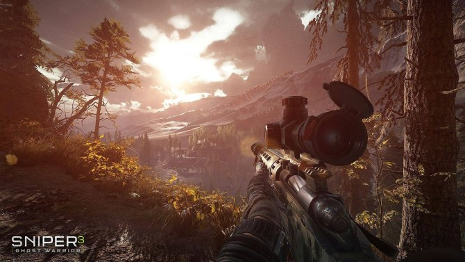 Скриншот игры Sniper: Ghost Warrior 3