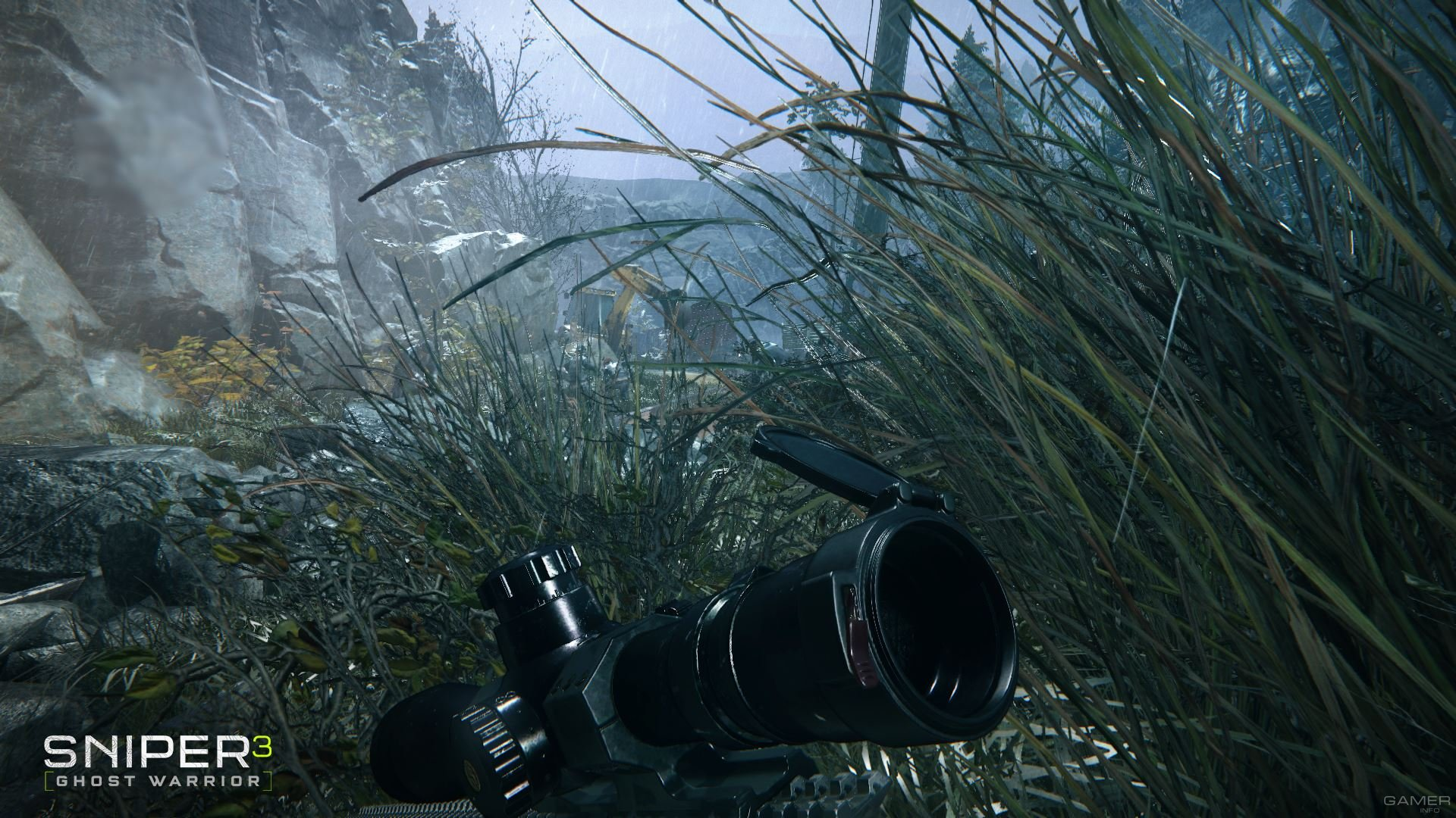 Игру Sniper Warrior