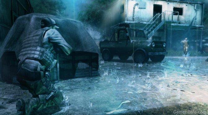 Скриншот игры Sniper: Ghost Warrior